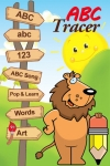 ABC Tracer Lite Free - Alphabet flashcard tracing phonics and drawing screenshot 1/1