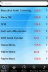 Radio Norway - Alarm Clock + Recording / Alarmklokke + Opptak screenshot 1/1