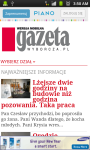 All Newspapers of Poland - Free screenshot 5/6