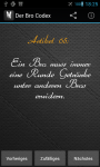 The Bro Code for Android screenshot 5/6