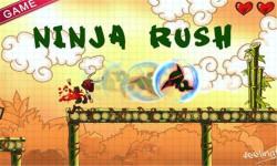 Ninja Rush Rush screenshot 2/5
