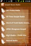 Gospel Music Radio Christian screenshot 1/3
