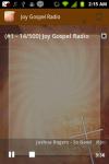 Gospel Music Radio Christian screenshot 2/3