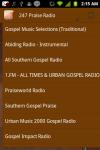 Gospel Music Radio Christian screenshot 3/3