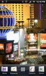 Las Vegas Nights Live Wallpaper screenshot 1/2
