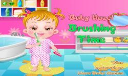 Baby Hazel Brushing Time screenshot 1/6