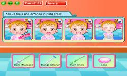 Baby Hazel Brushing Time screenshot 4/6