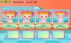 Baby Hazel Brushing Time screenshot 5/6