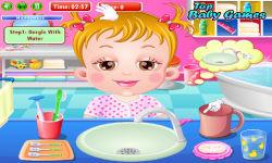 Baby Hazel Brushing Time screenshot 6/6