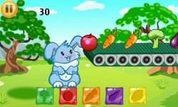 Funny Rabbit Feeding screenshot 1/4