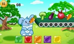 Funny Rabbit Feeding screenshot 2/4
