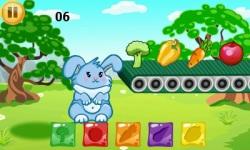 Funny Rabbit Feeding screenshot 4/4