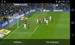 Cristiano Ronaldo fifa Live Wallpaper screenshot 5/6