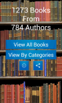 Books And Authors for android screenshot 1/5