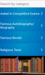 Books And Authors for android screenshot 3/5