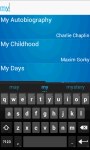 Books And Authors for android screenshot 4/5