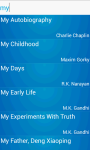Books And Authors for android screenshot 5/5