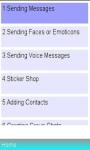 WeChat Functions Guide screenshot 1/2