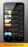 Video Player HDTV screenshot 1/2