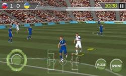 Ultimate Football Real Soccer screenshot 1/5