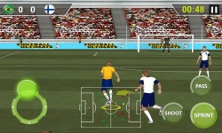 Ultimate Football Real Soccer screenshot 5/5