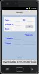 Paint Mix Calculator screenshot 1/2