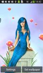 Mermaid Live Wallpapers screenshot 2/6