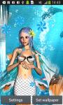 Mermaid Live Wallpapers screenshot 5/6