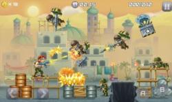 Metal Soldiers screenshot 1/3