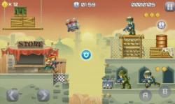 Metal Soldiers screenshot 2/3