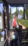 Truck Simulator 2014_free screenshot 2/2