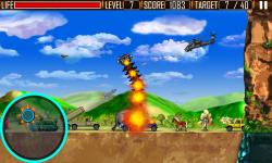 Worm's City Attack - Java screenshot 4/5