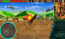 Worm's City Attack - Java screenshot 5/5