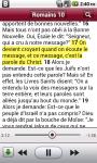 Bible Français screenshot 1/6