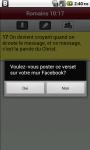 Bible Français screenshot 4/6