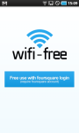 WiFi Free screenshot 1/4