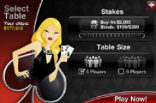 Live Poker by Zynga screenshot 1/1