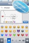All TextPics Pro(FREE)-Creative SMS/FACEBOOK/TW... screenshot 1/1