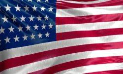 USA Flag Android Live Wallpaper screenshot 1/3