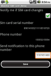 Find My Phone Gold screenshot 3/5