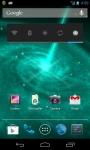 LWP 3D GalaxyII screenshot 2/4