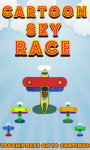 Cartoon Sky Race screenshot 1/1
