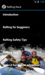 Rafting Race Adventures screenshot 3/4