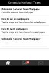 Colombia National Team Wallpaper screenshot 2/5