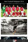 New Football Wallpaper 2014 screenshot 2/3