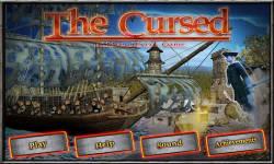 Free Hidden Object Games - The Cursed screenshot 1/4