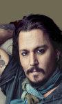 Johnny Depp LWPaper screenshot 1/3