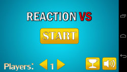 Reaction VS screenshot 1/3