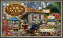Free Hidden Object Game - London Villa screenshot 1/4