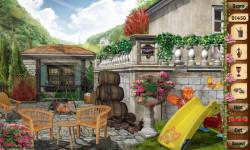 Free Hidden Object Game - London Villa screenshot 3/4